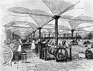 دوره تاریخ ساز انقلاب صنعتی