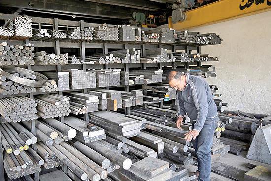 کاهش 4 درصدی قیمت در بازار فولاد