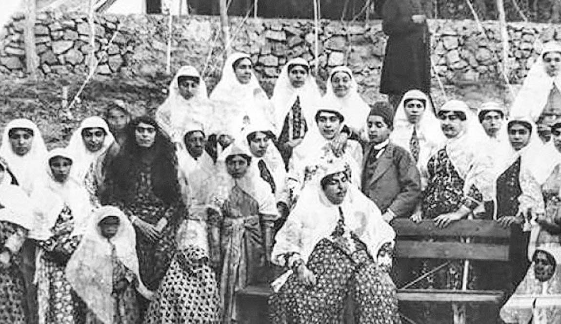 مفهوم نقش زن در نظر روشنفکران قاجار