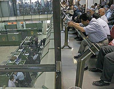 احیای صف خرید فولادیها در بورس تهران
