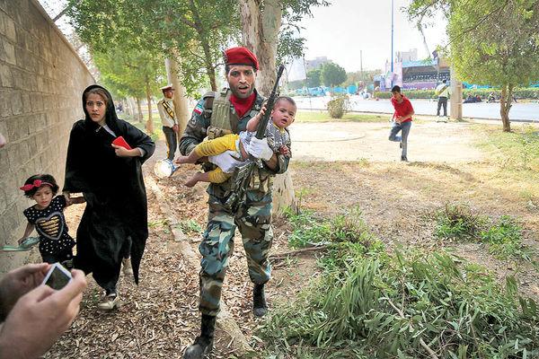 تروریسم کور علیه مردم