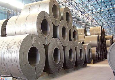 کاهش ناگهانی واردات فولاد