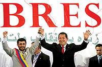 ملت ایران در راه آزادی در کنار ملت ونزوئلا است