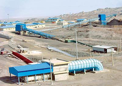 افتتاح مدرنترین معدن زغالسنگ ایران