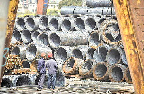 شوک موقتی برای بازار فولاد؟