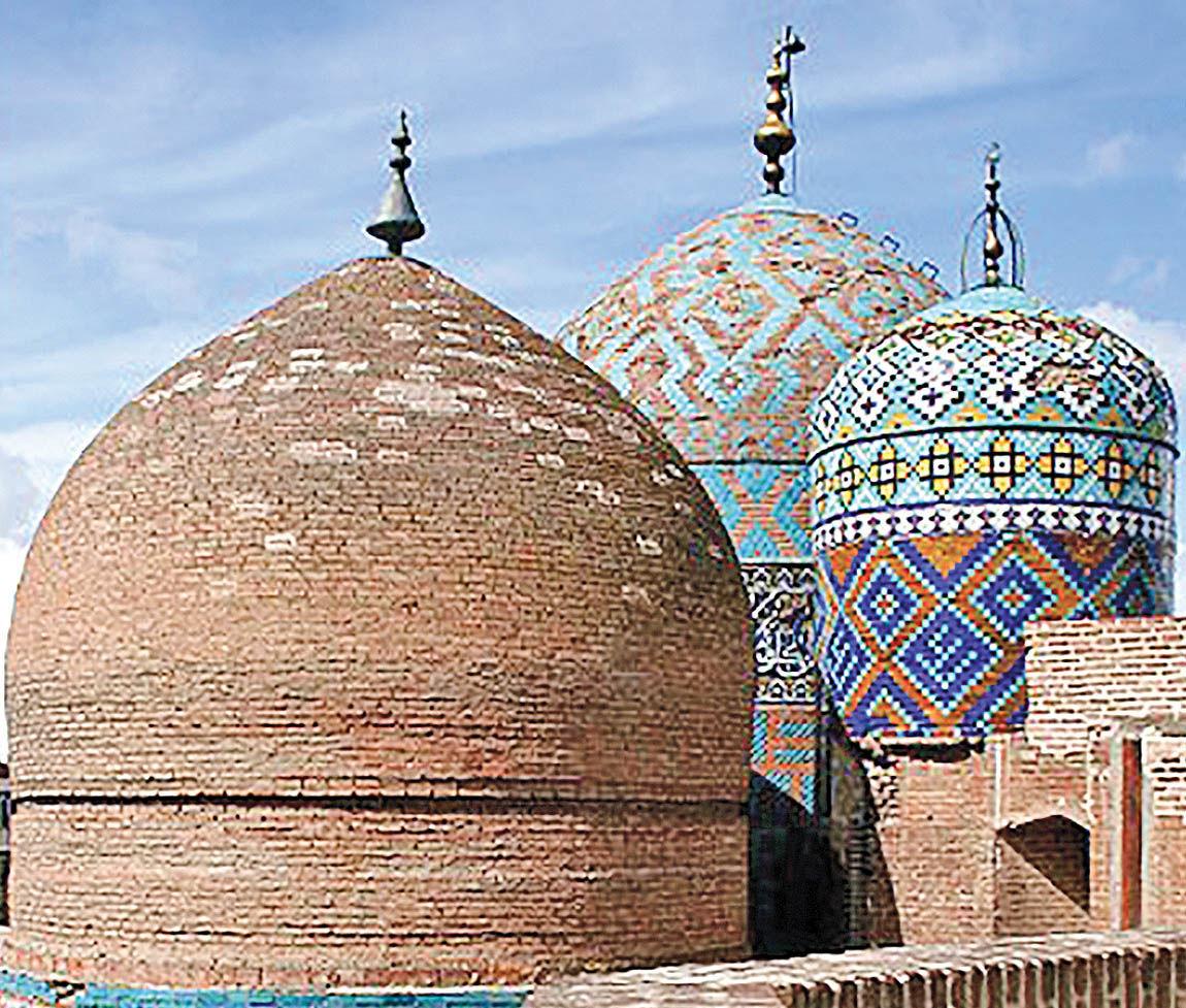 تاراج ذخایر کتابخانه شیخصفیالدین اردبیلی