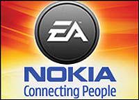 همکاری نوکیا و EA در زمینه ارائه بازیهای موبایل