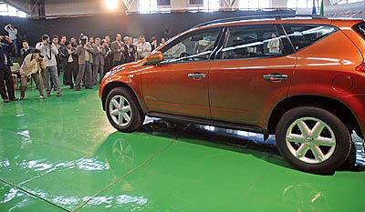 رونمایی از خودروی جدید خیابانهای ایران