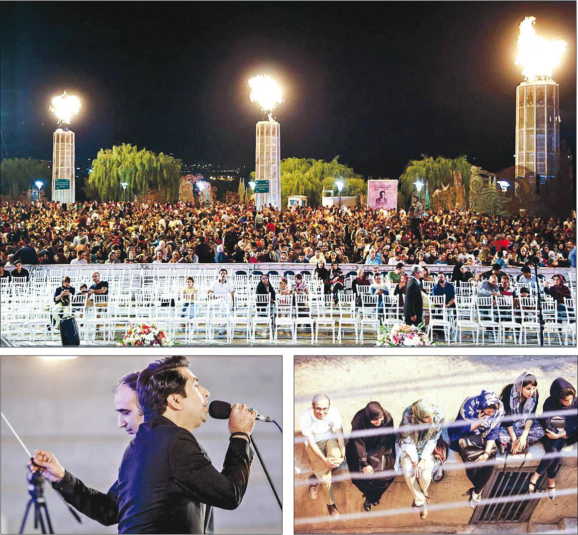هوای تازه در موسیقی ایران