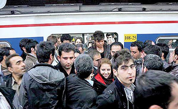 عطش «واگن» در متروی پایتخت