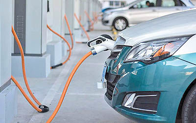 دورخیز اندونزی برای خودروهای برقی