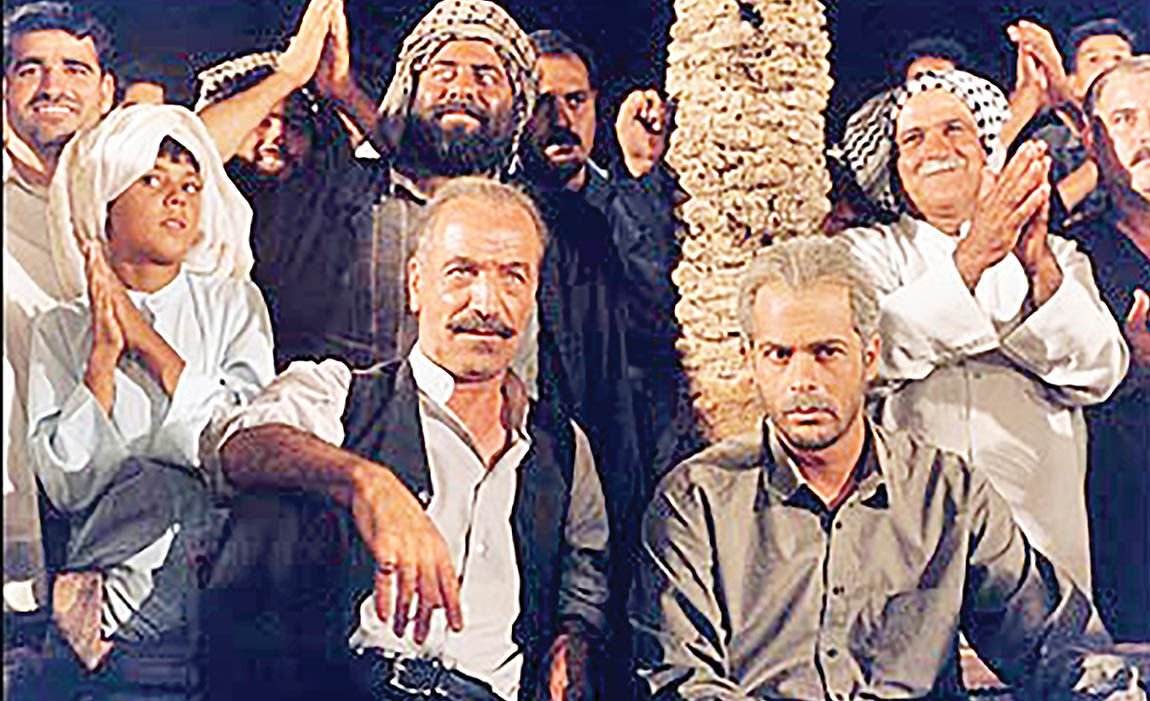 نمایش فیلم «دوئل» احمدرضا درویش در موزه سینما