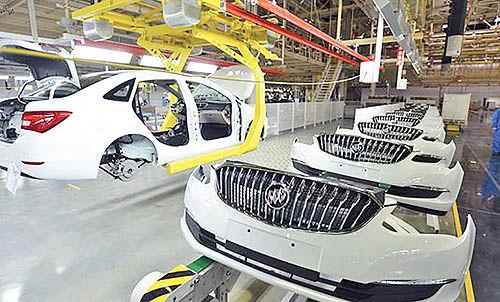 آینده مبهم خودروسازان آمریکایی در چین