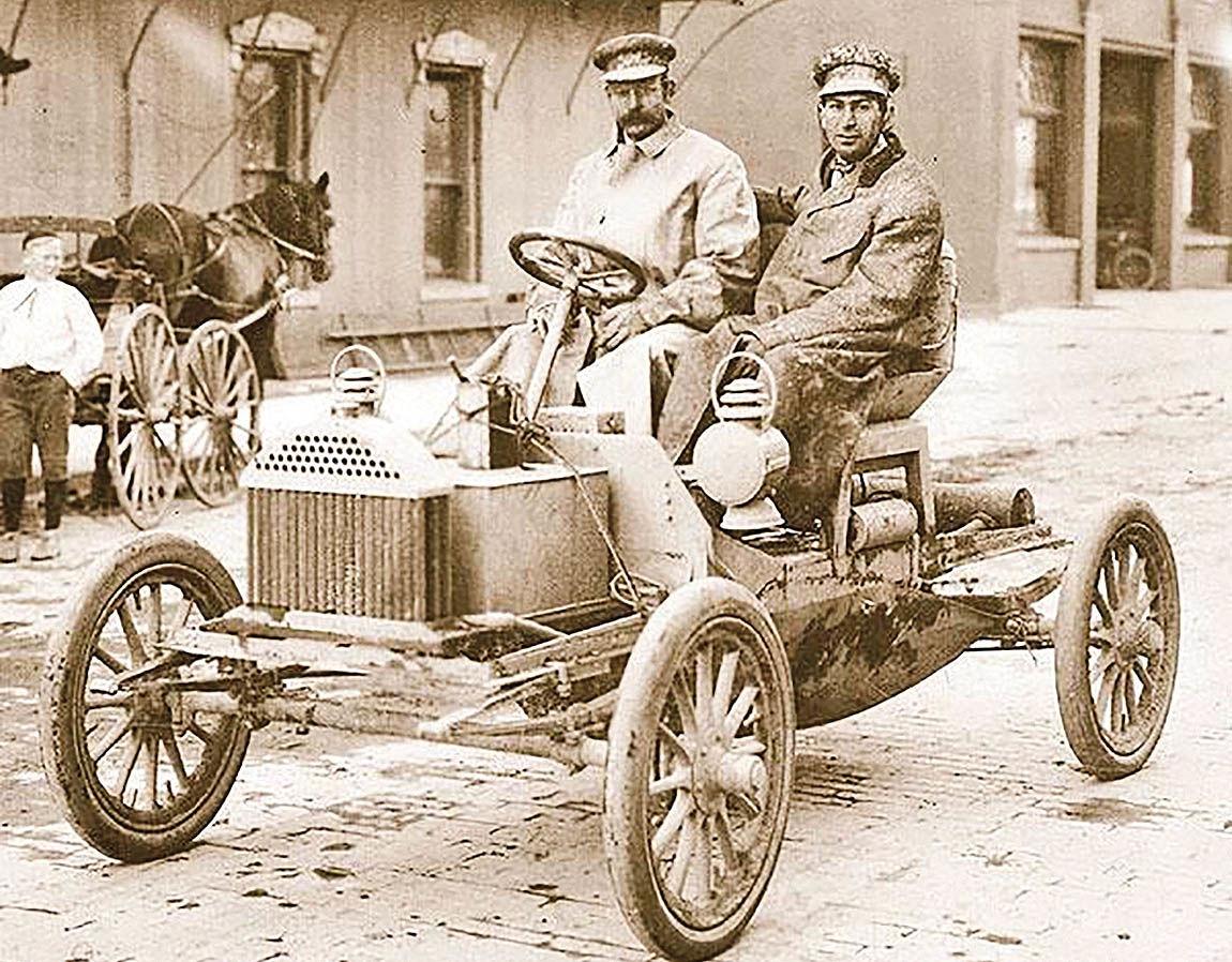 دیوید دانبار بیوک ، اسطوره خودروسازی