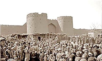 روایتی از ایران قدیم در نیاوران