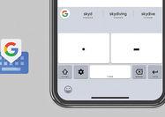 آموزش زبان مورس با استفاده از «جیبورد» گوگل