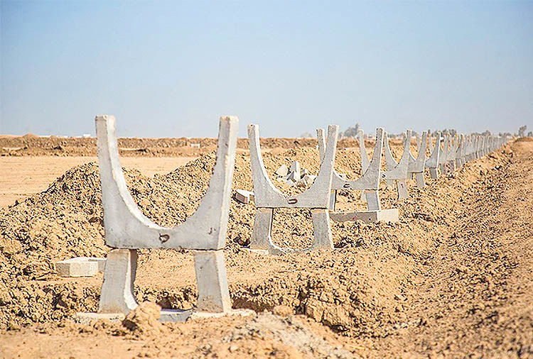 فاز دوم احیای اراضی کشاورزی خوزستان