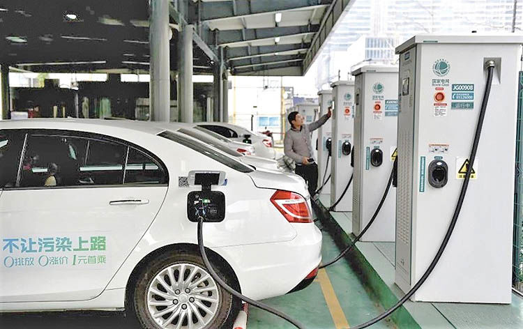 کاهش اقبال چینیها به خودروهای پاک