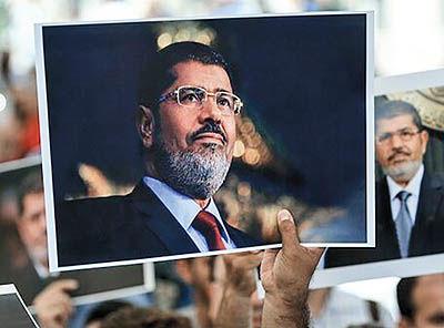 نمایش مستند محمد مرسی از تلویزیون