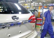 توقف تولید 500 مدل خودرو در چین