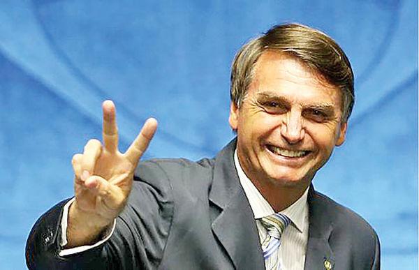 ترامپ برزیل در یک قدمی رئیسجمهوری