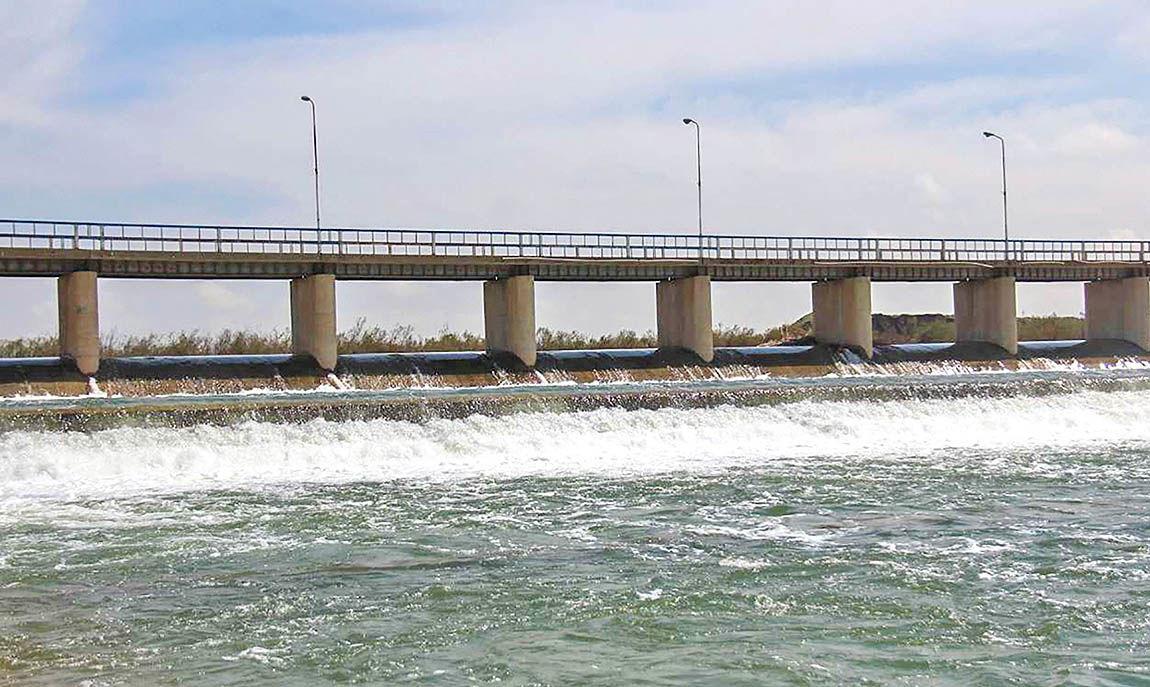 اثر ترسالی بر حوضههای آبریز