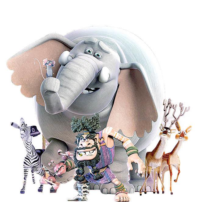 جذابیتهای یک انیمیشن برای کودکان