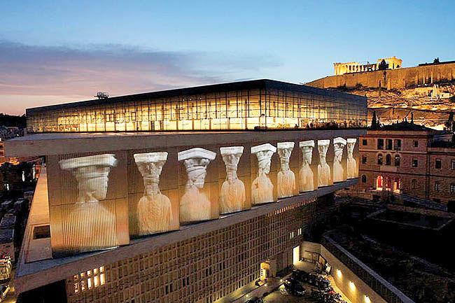 درباره بزرگترین  موزه یونان