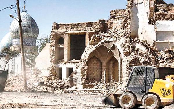 ادامه تلاشها برای رسیدگی به پرونده تخریب بافت تاریخی شیراز