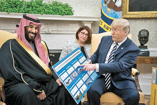راه فرار سعودیها از فشار نفتی ترامپ