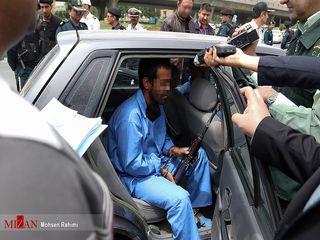 بازسازی صحنه تیراندازی مرگبار در مشهد