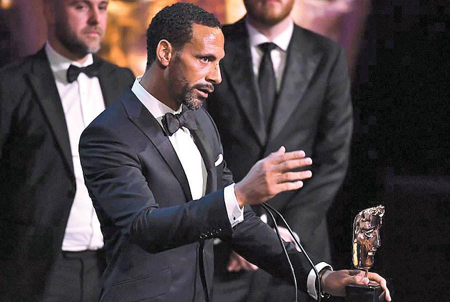 جایزه سینمایی برای بازیکن سابق فوتبال