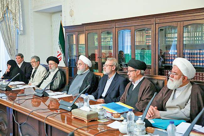 تشکیل جلسه شورایعالی انقلاب فرهنگی به ریاست روحانی
