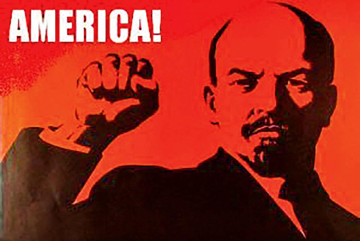 دستور لنین برای قطع رابطه با آمریکا