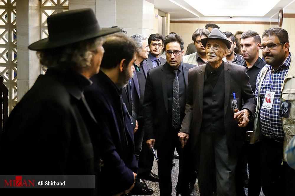عکسهای کمتر دیده شده از داریوش اسدزاده