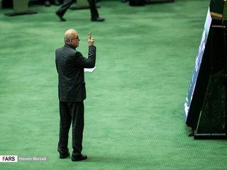 گزارش تصویری از صحن علنی مجلس