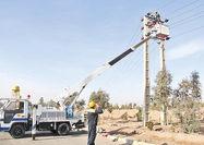 بهرهبرداری از 80 طرح توزیع برق در کردستان