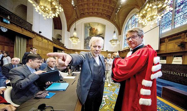 پرونده برجام در دادگاه لاهه