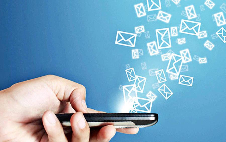 گزارش وضعیت خدمات پیامکی در ایران