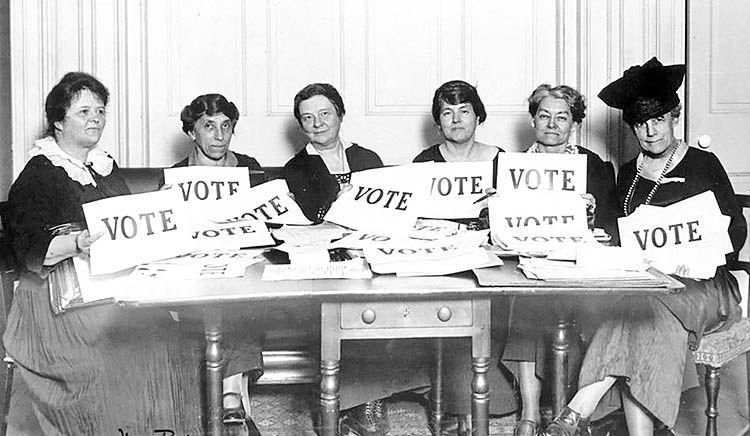 حق رای زنان نیوزیلند