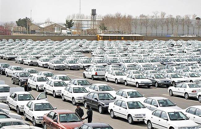 رانت 12 هزار میلیاردی در بازار خودرو