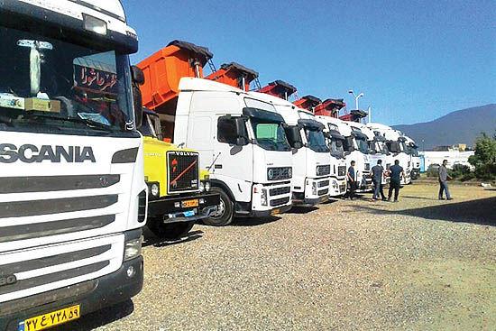خبرخوش به کامیونداران خوزستان