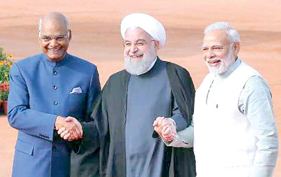 تحکیم قرنها دوستی با هند