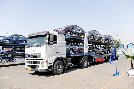 دو محرک صادراتی خودرو