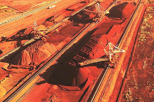اختلاف 11 درصدی دو شاخص کنسانتره آهن