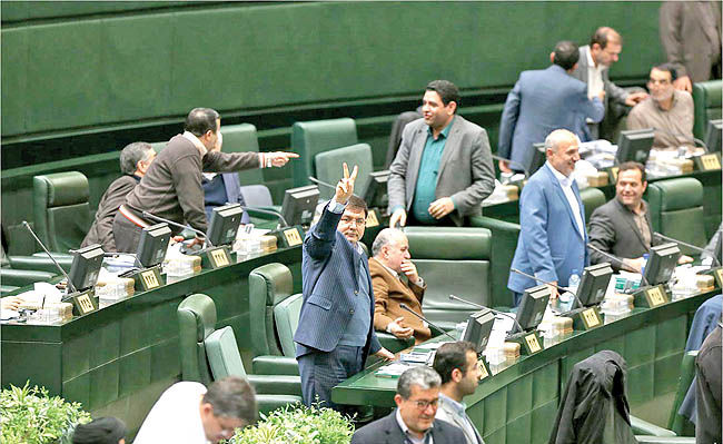 «نه» بیسابقه مجلس به بودجه