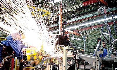 دمای مثبت در بخش صنعت