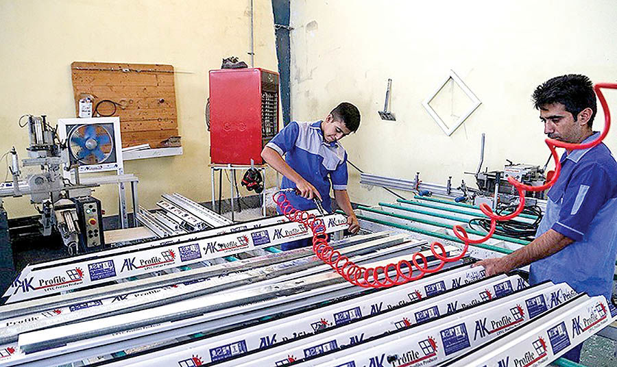 کاهش تعداد صنایع راکد در گلستان