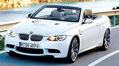 رشد فروش BMW