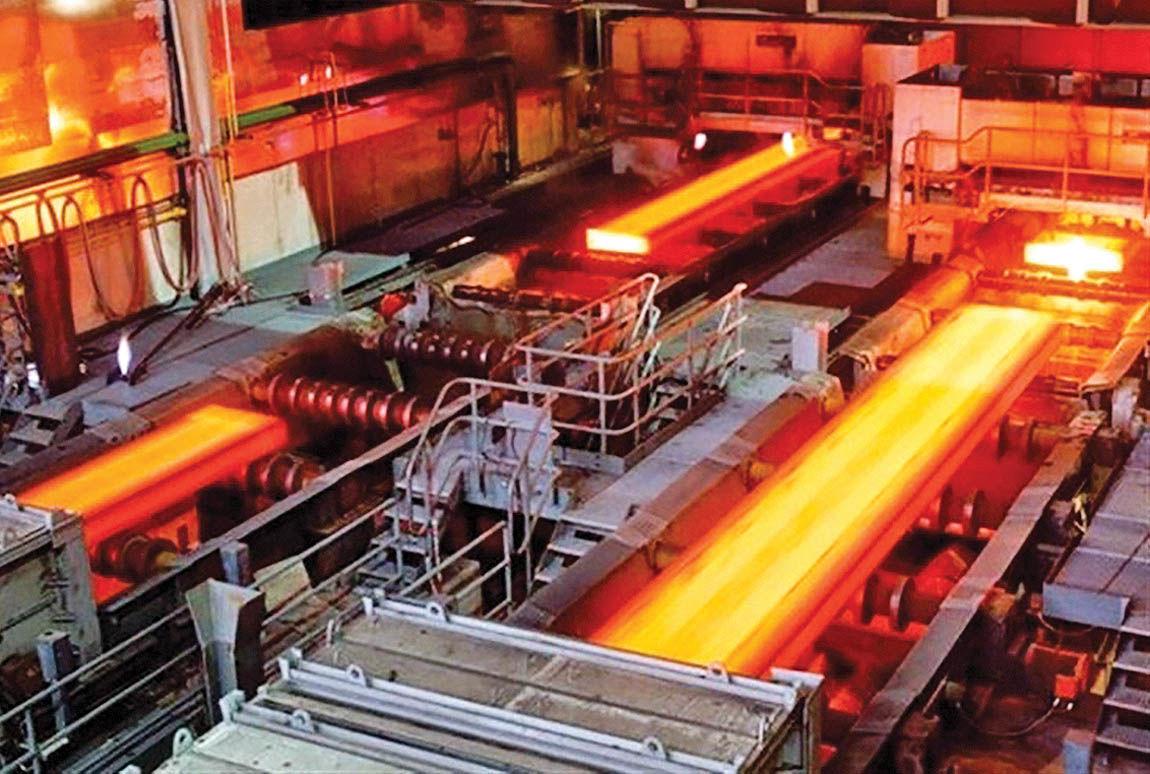 تولید جبرانی فولاد در اصفهان